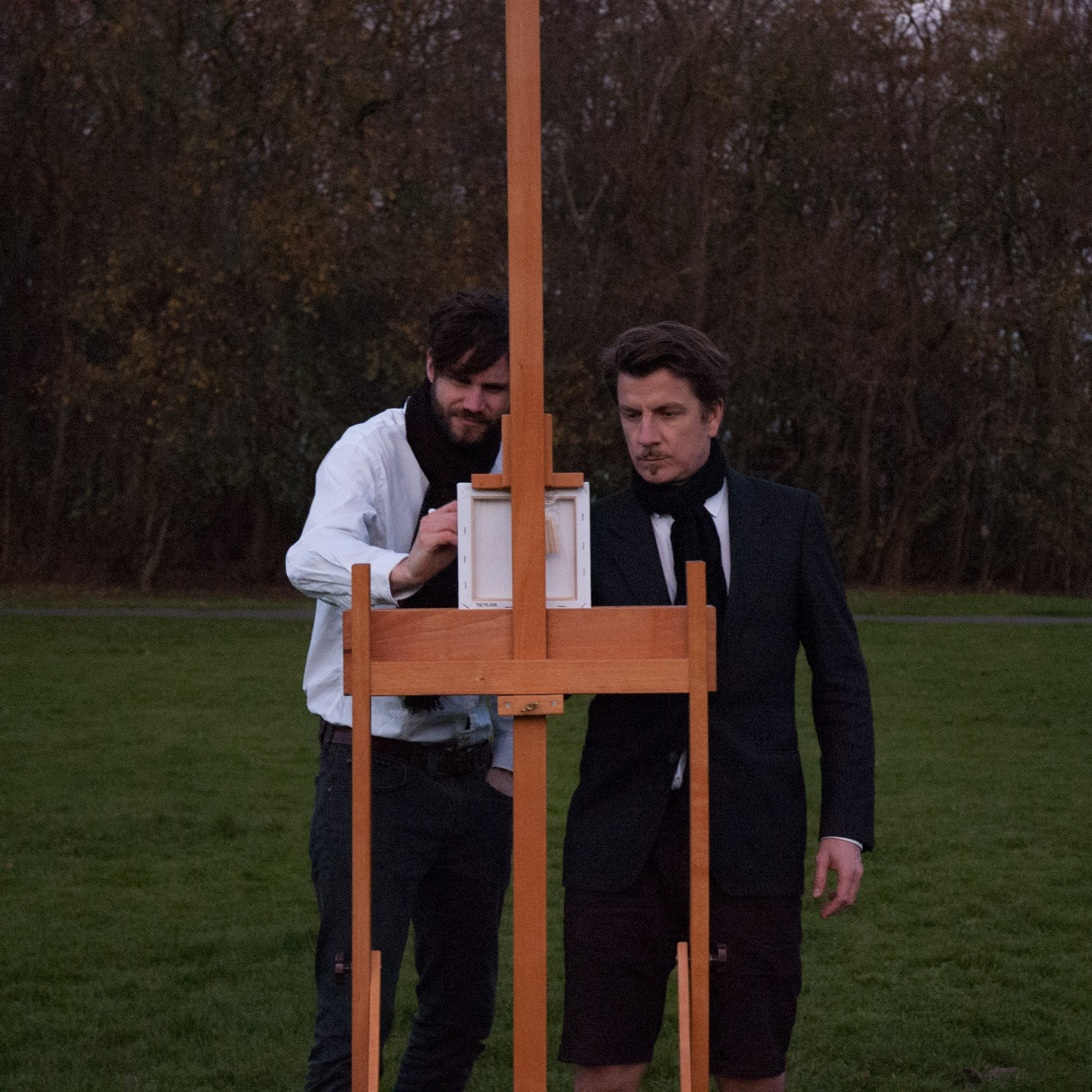 Jens Ole Mayer & Beni von Alemann